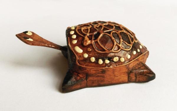 10er-Set Wackeltier Schildkröte