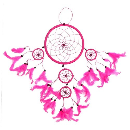 TF63 Traumfänger pink