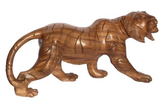 Tiger01 laufender Tiger 27 cm