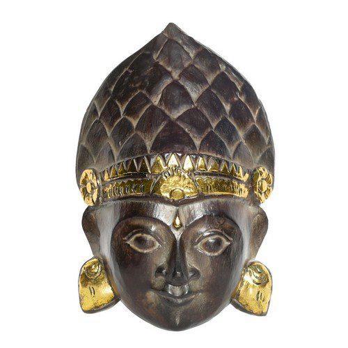 Maske42 Gold Buddha Maske