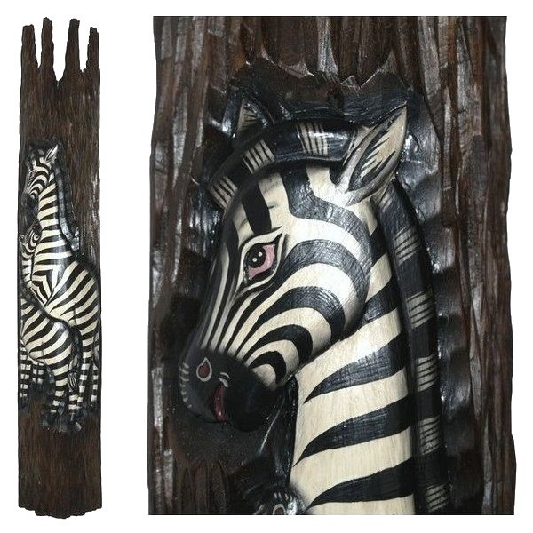 Rel02 Zebra-Relief