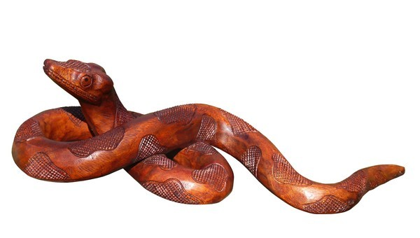 44cm Schlange Python Boa