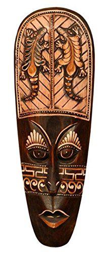 Maske61 50cm Gecko Maske