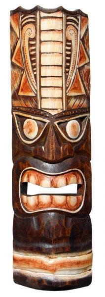 Maske83 50cm Tiki Maske Neuseeland