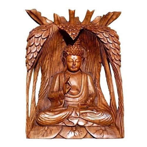 Buddha im Baum