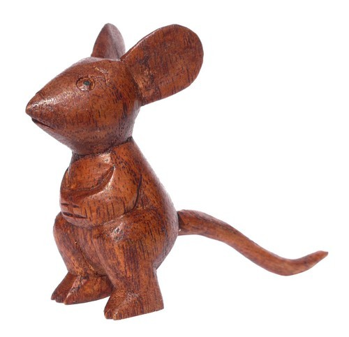 kleine lustige Maus