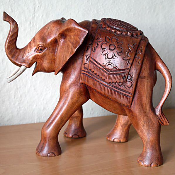 Elefant13 Indischer Elefant