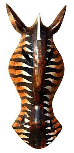 Maske52 30cm Antilope Maske