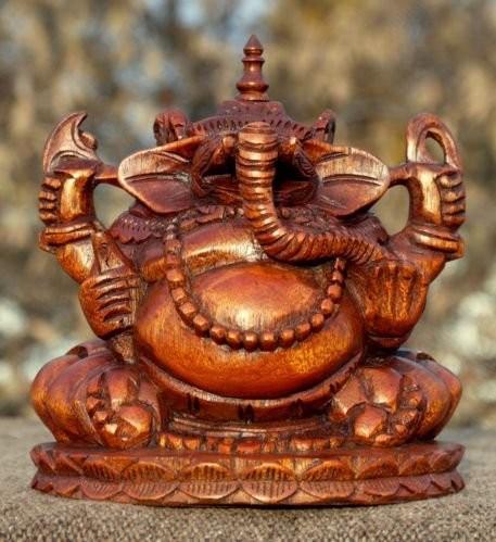 Ganesha01 Elefantengott Ganesha