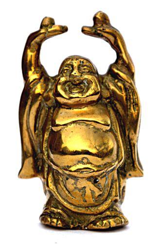 Bronze02 Happy Buddha bronze