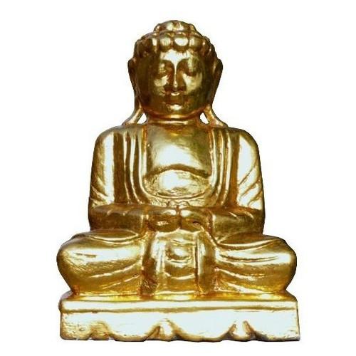 Buddha Meditation Gold 20 cm