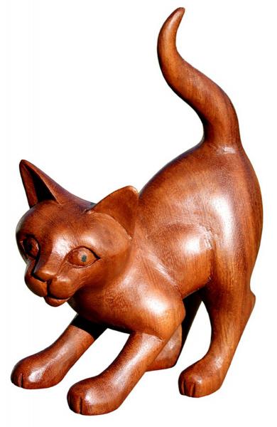 Katze62 süße 12cm Katze